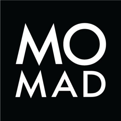 Logo della fiera MOMAD