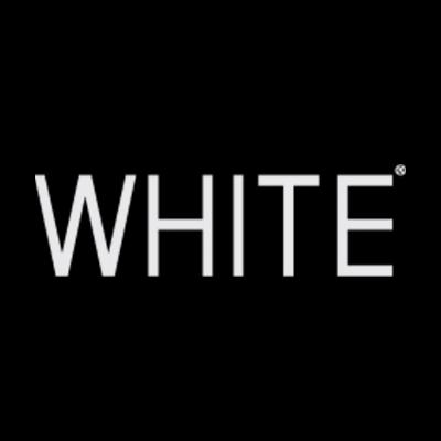 Logo della fiera WHITE